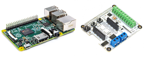 Raspberry Pi 2 und FEZ HAT